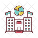 Immigration Center Immigration Center Icon