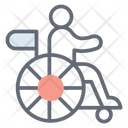 Immobility Accessibility Handicapped Icon