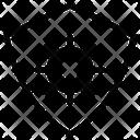 Virus Immune Protect Icon
