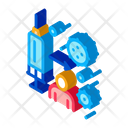 Immune Injection Biological Icon