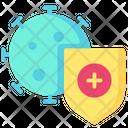 Immunity Medicine Protection Icon
