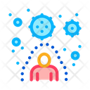 Immunity Human Protection Icon