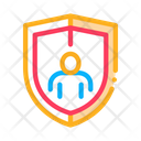 Immunity Protection Icon