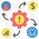 Impact System Process Icon