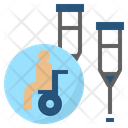 Impairment Disable Handicapped Icon