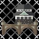 Imperial Palace Landmark Icon