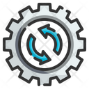 Implement Management Process Icon
