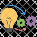 Implementation Performance Accomplishment Icon