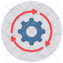 Implementation Execution Application Icon