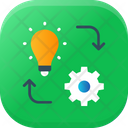 Implementation Execute Hierarchy Icon
