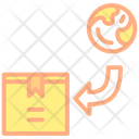 Import Receive Item Receive Prooduct Icon