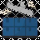 Import Shipping Importer Icon
