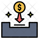 Import Importation Trade Icon