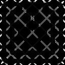 Import Arrow Download Icon