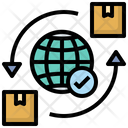 Import And Export Import Export Icon