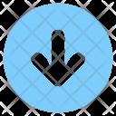 Import Circle File Icon