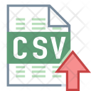 Import Csv Extension Icon