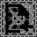 Import Export Arrow Icon