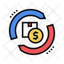 Import Export Package Icon