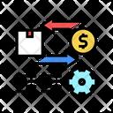 Import Export Service Icon