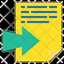 Import File Import File Icon