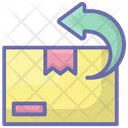 Import Package Import Packet Import Parcel Icon
