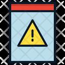 File Important Danger Icon