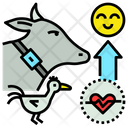Improve Livestock Health Icon
