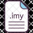 Imy File Document Icon
