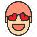 In Love Emotion Icon