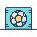 In Inside Ball Icon