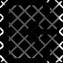 In Door Gate Icon