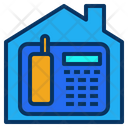 Phone House Home Icon