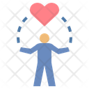 Control Couple Happiness Icon