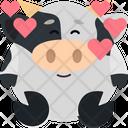 In Love Emoji Emoticon Icon