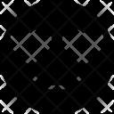 In Love Emoji Icon