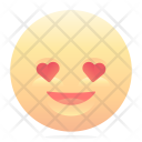 Love Emoji Smiley Icon