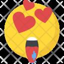 Feeling Loved Love Icon