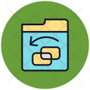 Inbound Link Indexed Pages Icon