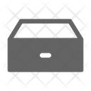 Inbox Email Drawer Icon