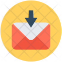 Inbox Email Incoming Icon
