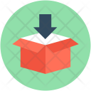 Inbox Incoming Mail Icon