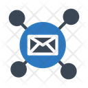 Inbox Email Connection Icon