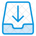 Inbox Drawer Download Icon