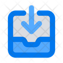 Inbox Mail Letter Icon