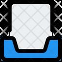 Inbox Storage Mails Icon