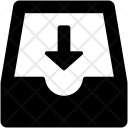 Download Arrow Inbox Icon