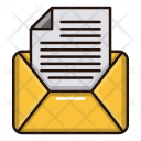 Mail Document Inbox Icon