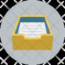 Inbox Email Box Icon