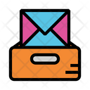 Inbox Messages Mails Icon